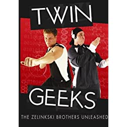 Twin Geeks: The Zelinski Brothers Unleashed