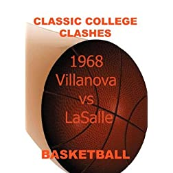 1968 Villanova vs LaSalle - Basketball