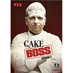 Cake Boss: Season Two
