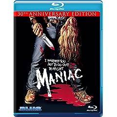Maniac (30th Anniversary Edition) [Blu-ray]