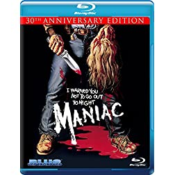 Maniac (30th Anniversary Edition) [Blu-ray]