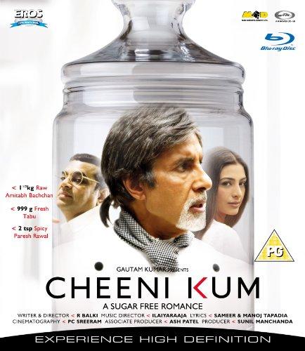 Cheeni Kum [Blu-ray]
