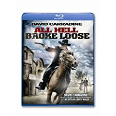 All Hell Broke Loose [Blu-ray]