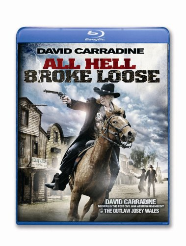 All Hell Broke Loose [Blu-ray]