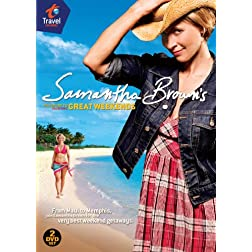 Samantha Brown's Passport To Great Weekends Collection 2