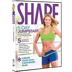Shape 5 Day Jumpstart