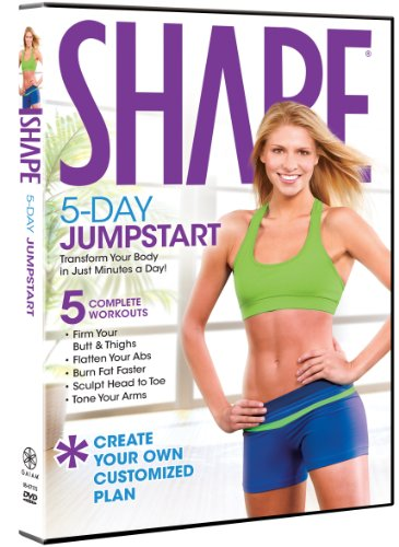 Shape 5 Day Jumpstart