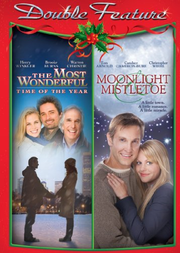 The Most Wonderful Time Of The Year/Moonlight & Mistletoe