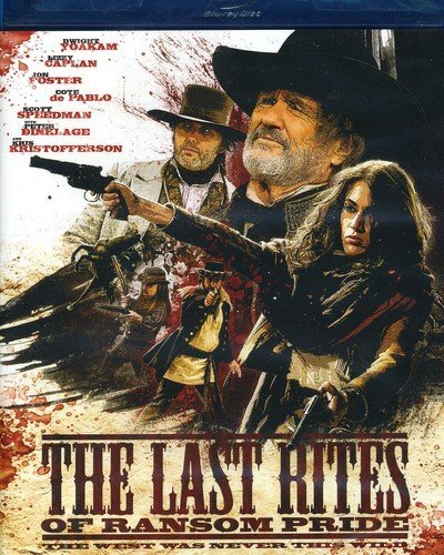 The Last Rites Of Ransom Pride [Blu-ray]