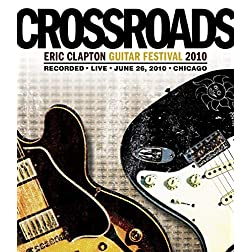 Eric Clapton - Crossroads Guitar Festival 2010 (2BD)[Blu-ray]