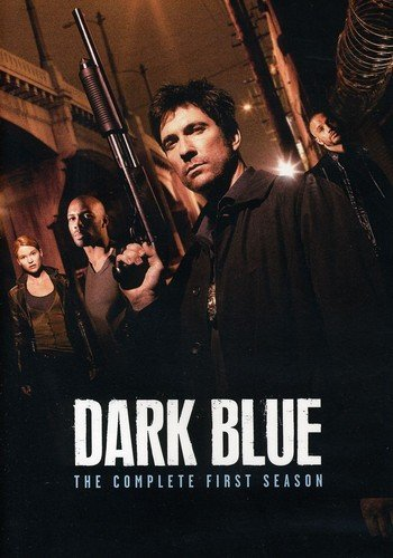 Dark Blue: Season 1 (4 Disc)