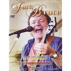 Bruce, Jack - City Of Gold: Live Performances