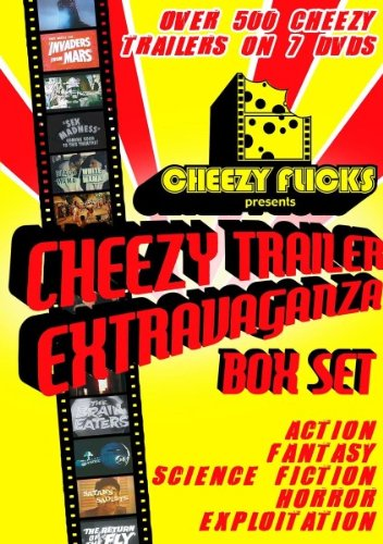 Cheezy Trailer Extravaganza Box Set