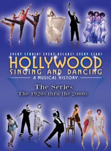 Hollywood Singing & Dancing: Series 1920s-2000s
