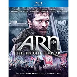 Arn: The Knight Templar [Blu-ray]