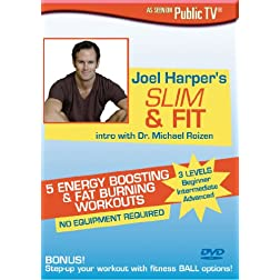Joel Harper's Slim & Fit