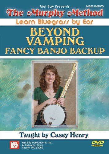 Beyond Vamping: Fancy Banjo Backup DVD