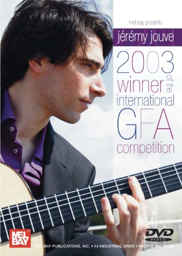 2003 Winner of The International GFA Competition