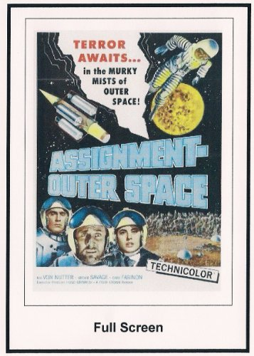 Assiganment: Outer Space 1960