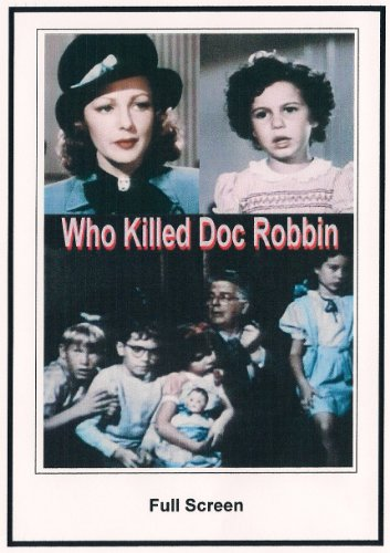 Who Killed Doc Robbin 1948