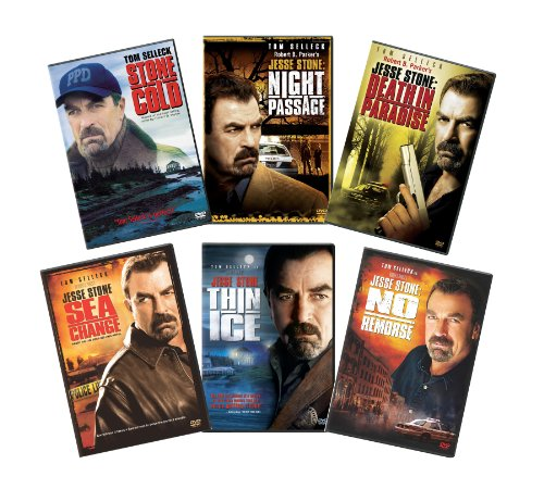 Jesse Stone Collection (No Remorse / Thin Ice / Stone Cold / Sea Change / Night Passage / Death in Paradise)