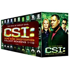 C.S.I.: Crime Scene Investigation, Seasons 1-10