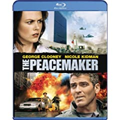 The Peacemaker [Blu-ray]