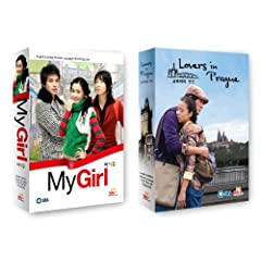 Korean TV Drama 2-pack: My Girl + Lovers in Prague