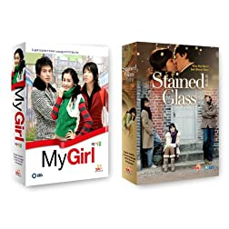 Korean TV Drama 2-pack: My Girl + Stained Glass