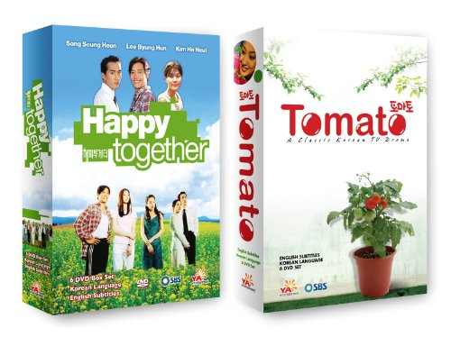 Korean TV Drama 2-pack: Happy Together + Tomato