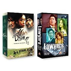 Korean TV Drama 2-pack: Damo + Lawyers