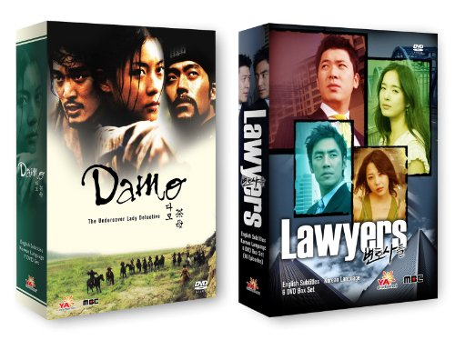 Korean TV Drama 2-pack: Damo + Lawyers