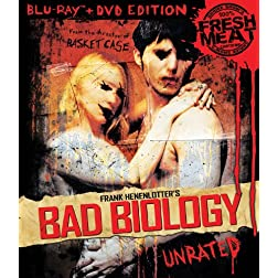 Bad Biology Blu-ray DVD Combo