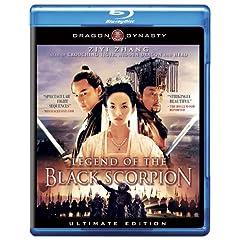 Legend of the Black Scorpion [Blu-ray]