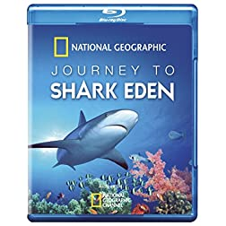 Journey to Shark Eden [Blu-ray]