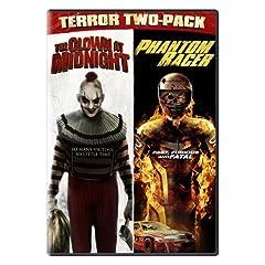 Terror Two-Pack: Clown at Midnight & Phantom Racer