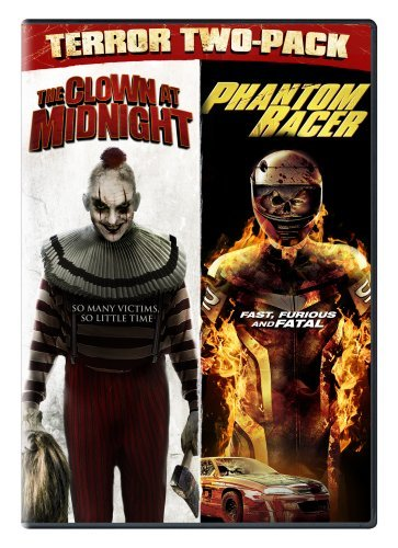 Terror Two-Pack: Clown at Midnight & Phantom Racer