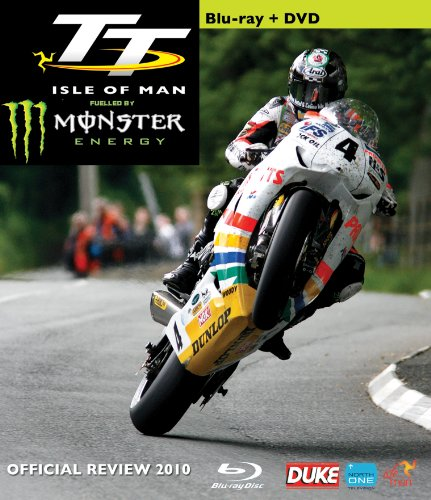TT 2010 Review Blu Ray (US Version) incl standard NTSC DVD [Blu-ray]