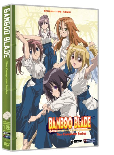 Bamboo Blade: The Complete Series