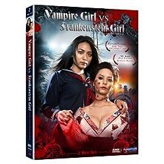 Vampire Girl vs.Frankenstein Girl