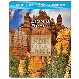 Scenic National Parks: Zion & Bryce (2pc) [Blu-ray plus DVD and Digital Copy]