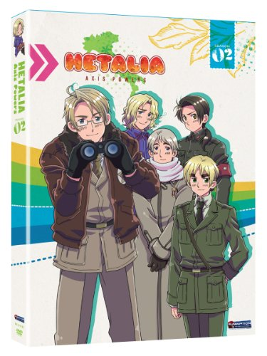 Hetalia: Axis Powers - The Complete Second Season
