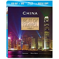 Best of Travel: China [Blu-ray]