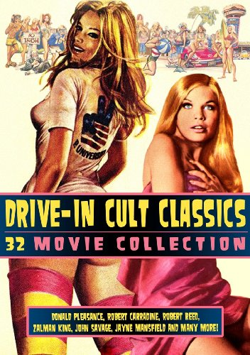 Drive-In Cult Classics - 32 Movie Set