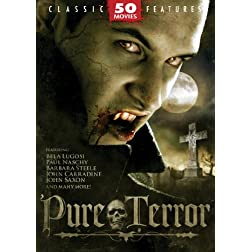 Pure Terror - 50 Movie Pack