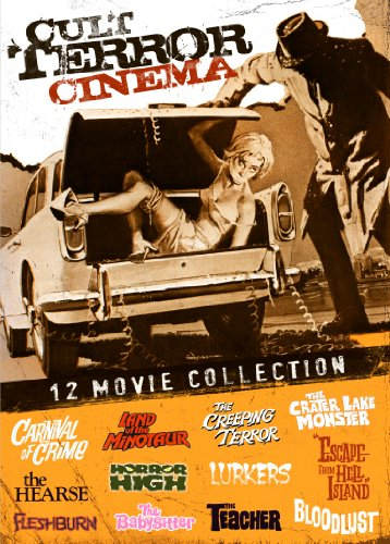 Cult Terror Cinema - 12 Movie Collection