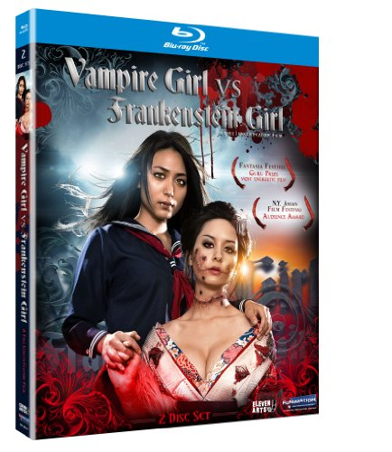 Vampire Girl vs. Frankenstein Girl [Blu-ray]