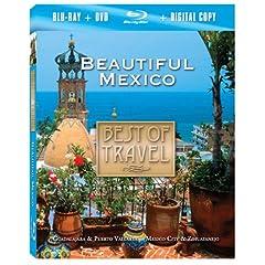 Best of Travel: Beautiful Mexico (2pc) (W/Dvd) [Blu-ray]