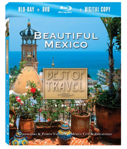 Best of Travel: Beautiful Mexico (2pc) (W/Dvd) [Blu-ray]