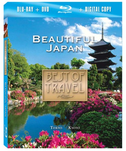 Best of Travel: Japan [Blu-ray]